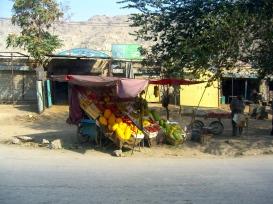 Fruit seller, Kabul