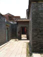 village outside Foshan