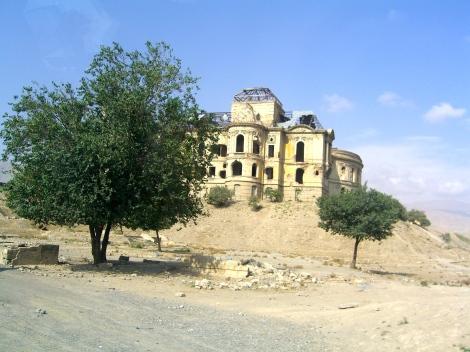 Outskirts of Kabul