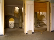 Inside old king's palace