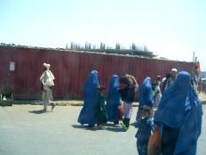 Kabul street scene