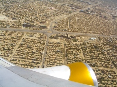 Kabul from the air