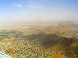 Leaving Afghanistan on Kamair